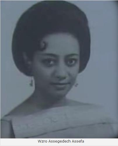 Assegedech Assefa