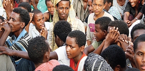 Ethiopia has little to offer them.  How many more must die?