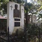 Holy Trinity cemetery Addis Ababa Dej Kebede Tessema grave
