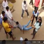 Saudi men torture immigrant worker