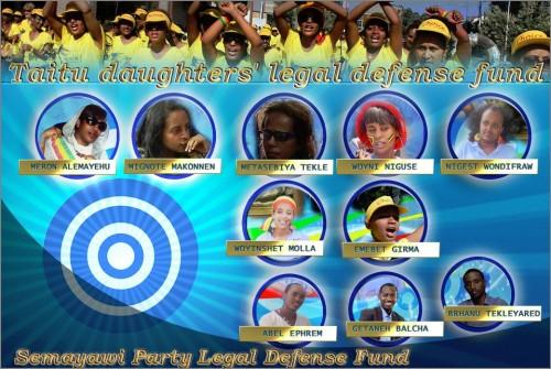 Semayawi Party Legal Defense Fund 2