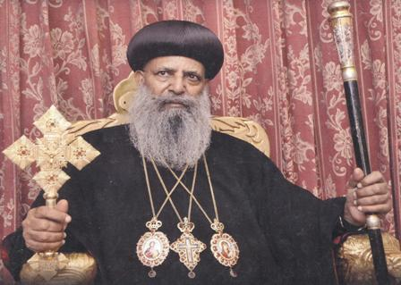 His Holiness Abune Mathias I, Patriarch and Catholicos of Ethiopia, Ichege of the See of St. Tekla Haymanot, and Archbishop of Axum - See more at: http://www.scooch.org/about/our-patriarchs/his-hoiliness-abune-mathias/#sthash.8oKtA37X.dpuf