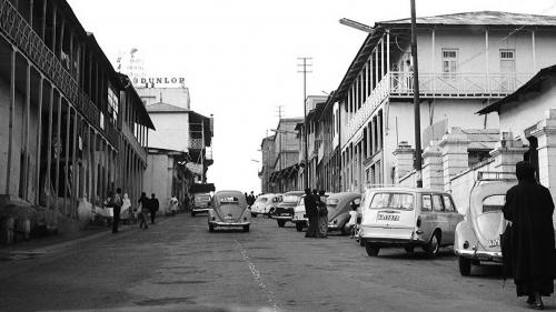 Addis Ababa 1960s 1